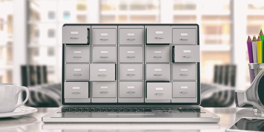 Recuperación de archivos electrónicos para tu expediente de Comercio Exterior