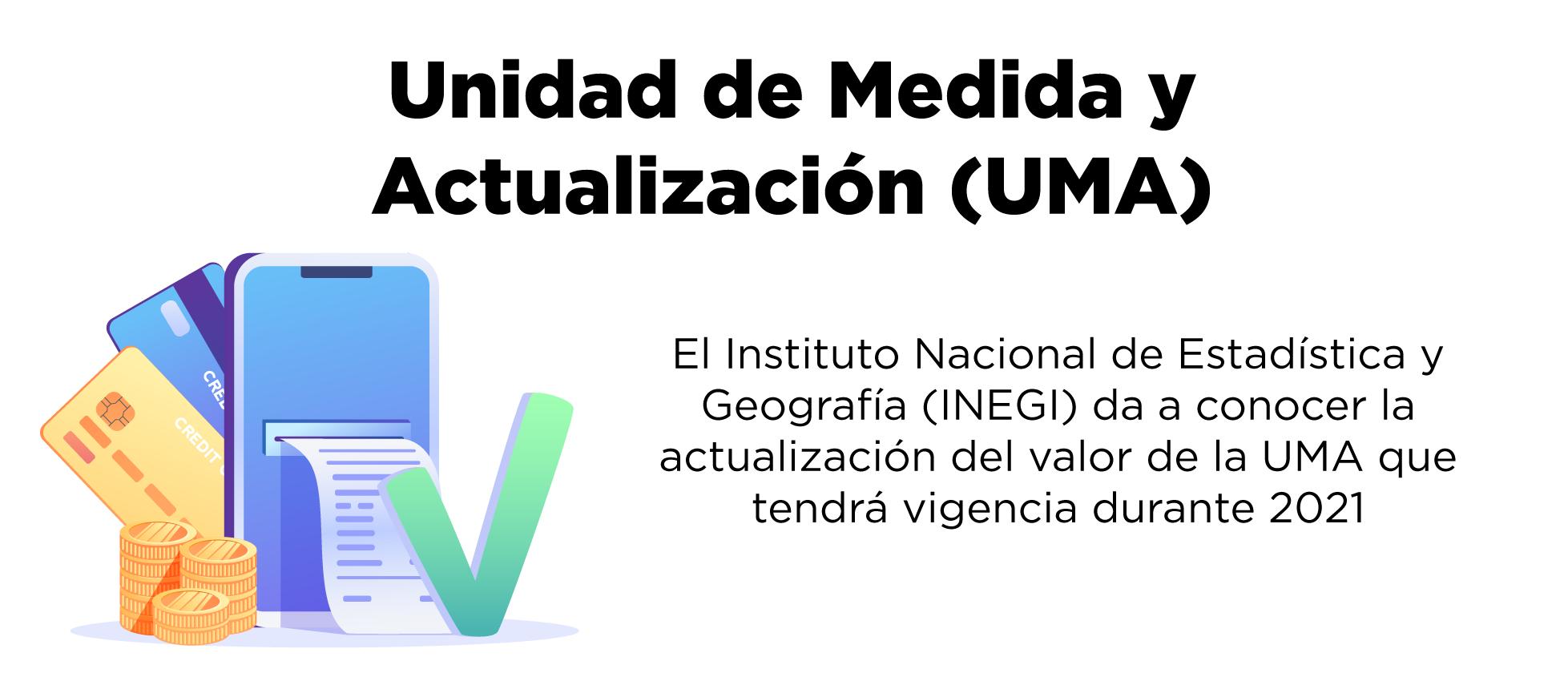 Unidad de Medida y Actualización (UMA)