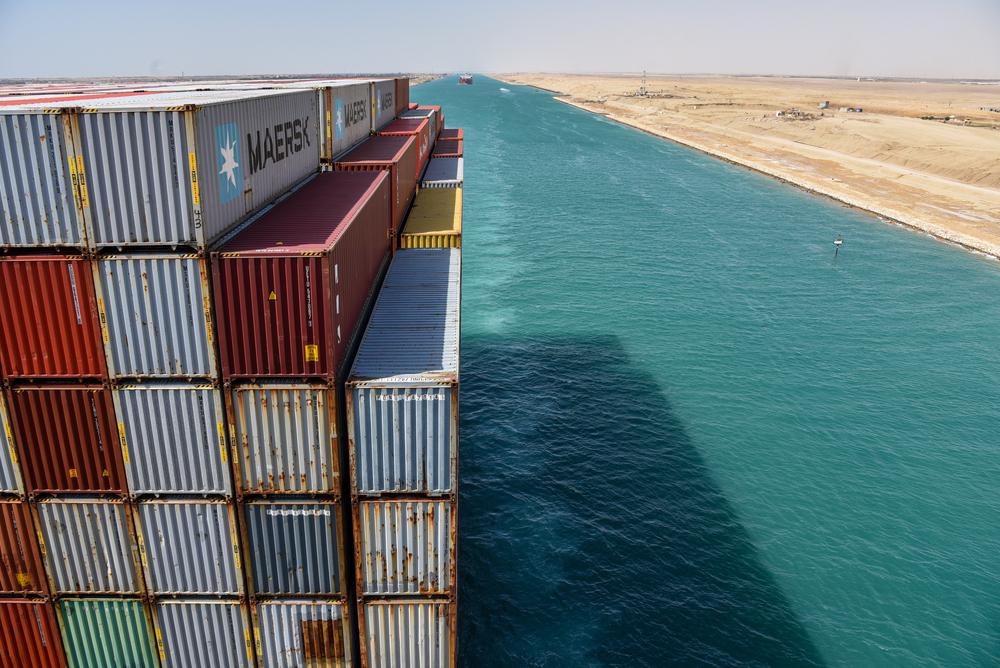 La importancia de los canales de navegación para el comercio internacional