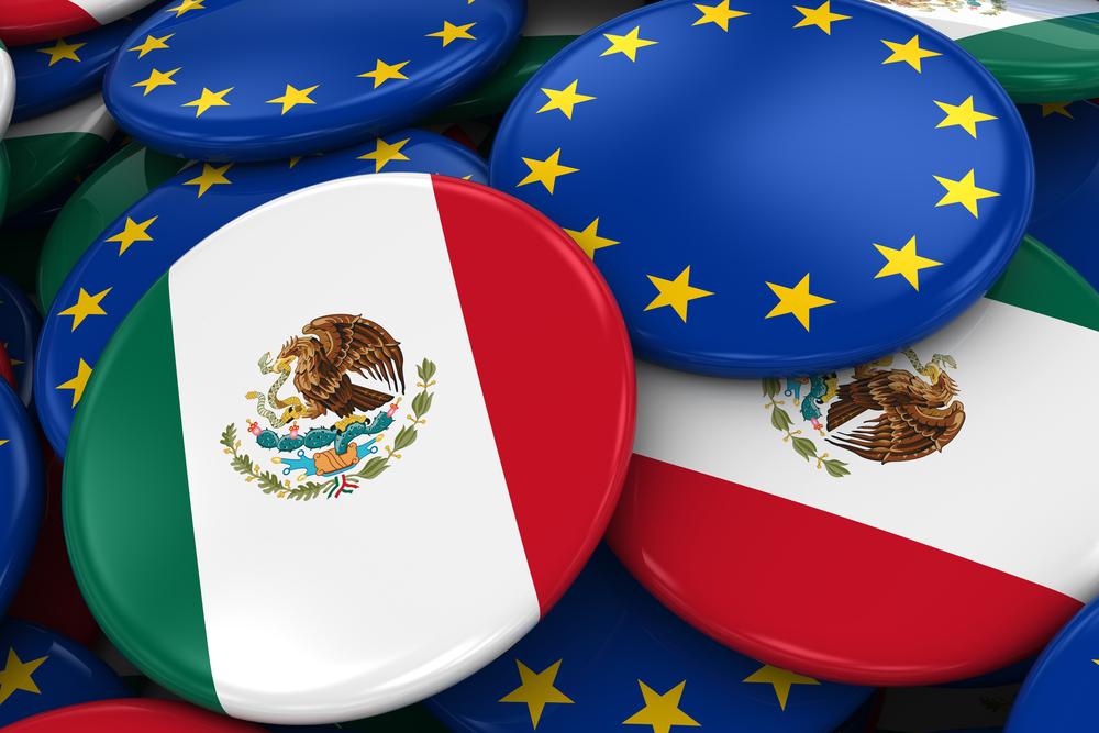 Oportunidades de México con el TLC con la UE