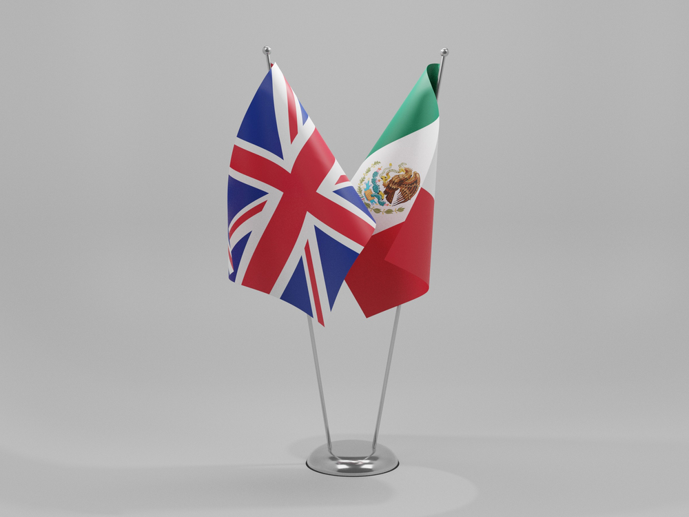 Decreto del ACC entre México y Reino Unido