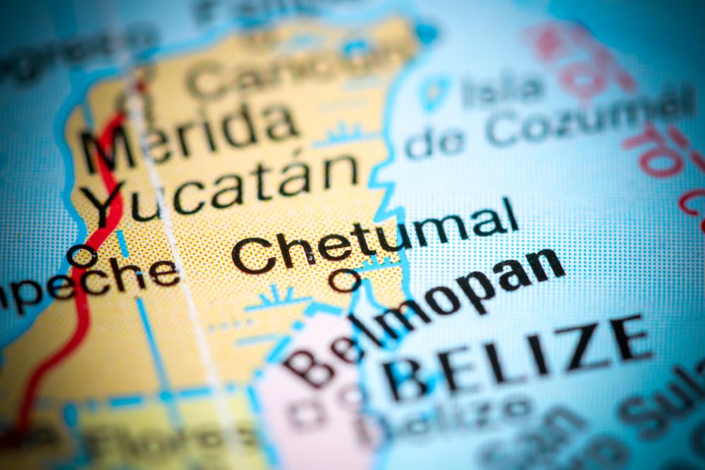 Operaciones por empresas de la Región de Chetumal
